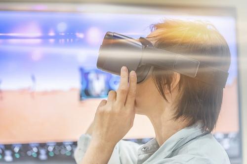 une agence de réalité virtuelle et augmentée